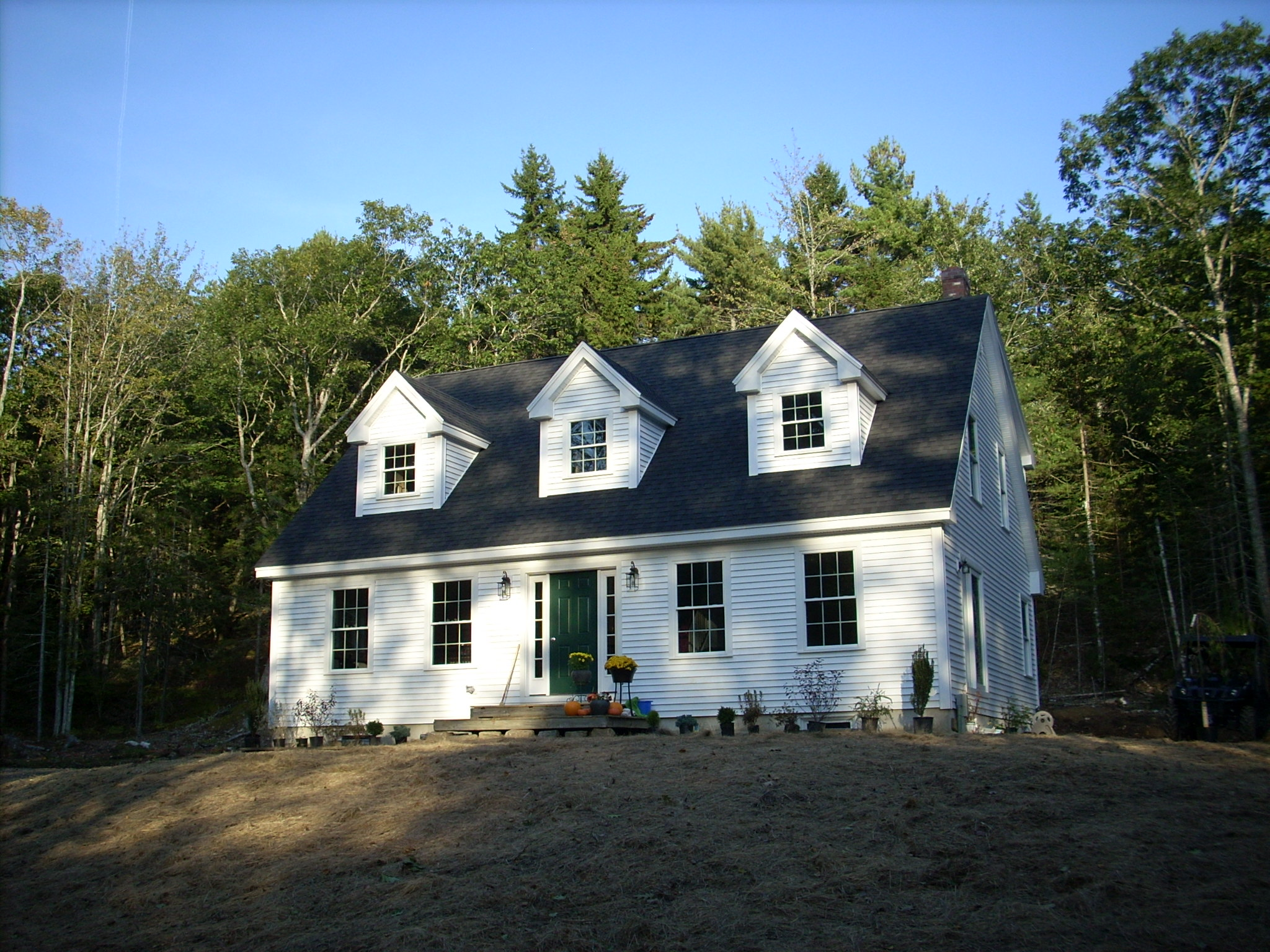 Modular Home Cape Modular Homes Maine